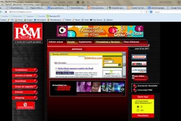 Revista Publicidad y Mercadeo - Revista P&M