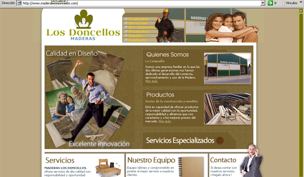 Maderas Los Doncellos
