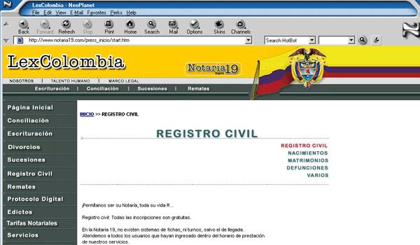 Notaria 19 - Principal Notaria en Colombia