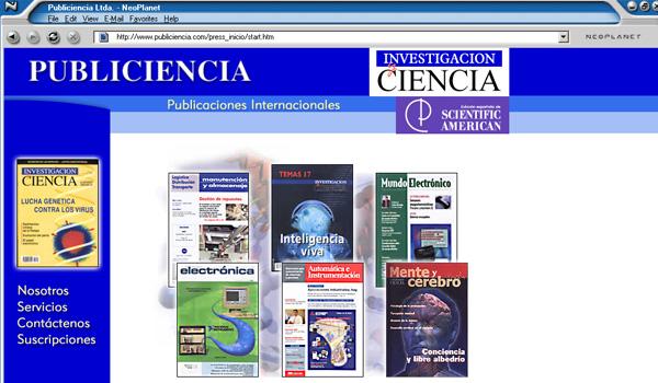 Revista Publiciencia
