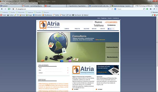 Atria Global Ltda.