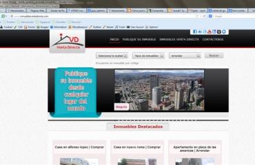 Innovación Inmobiliaria - Inmuebles Venta Directa