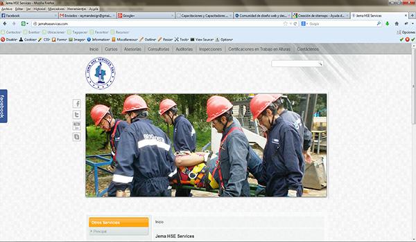 Jema HSE Services S.A.S.