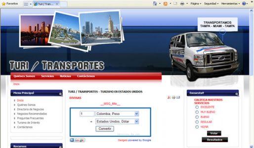 Turitransportes