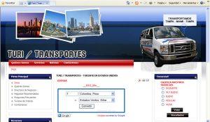 Turitransportes USA